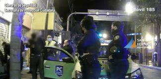 Policiales Virreyes Comercio Persiana