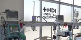 Respiradores Hospital Benavidez 4
