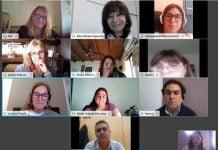 Reunión De Trabajo san fernando