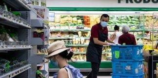 Supermercado Coronavirus Consumo
