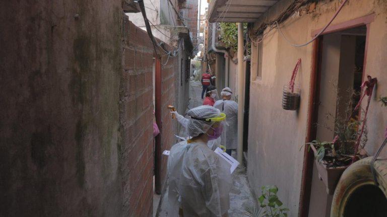18 mil vecinos fueron controlados buscando casos sospechosos de covid-19 en Tigre