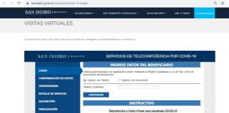 San Isidro web