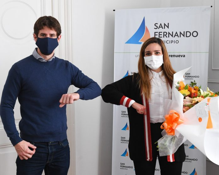 Juan Andreotti y medica