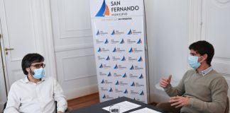 2 Juan Andreotti Firma Convenios Con Pami