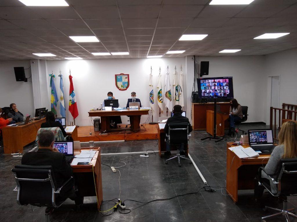 3 Primera SesiÓn Virtual Legislativa De Escobar