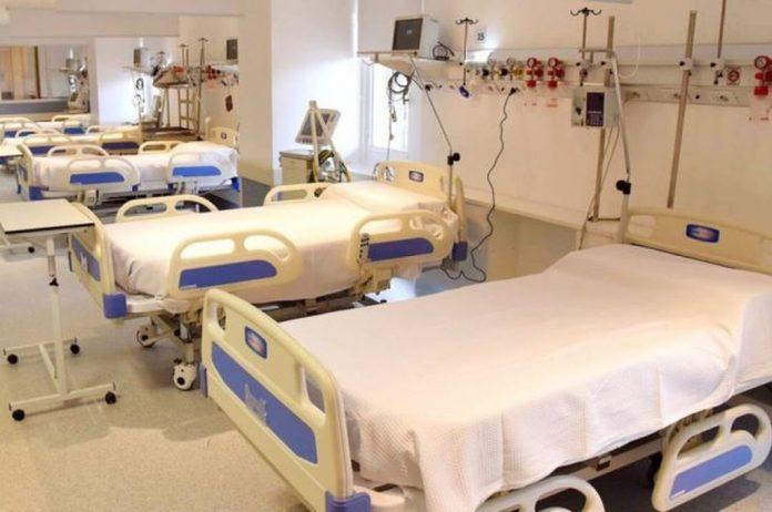 Camas terapia intensiva