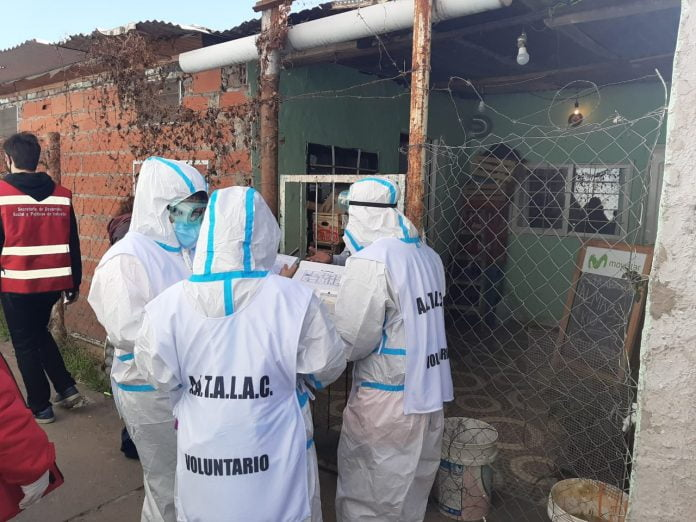 barrio san jorge coronavirus