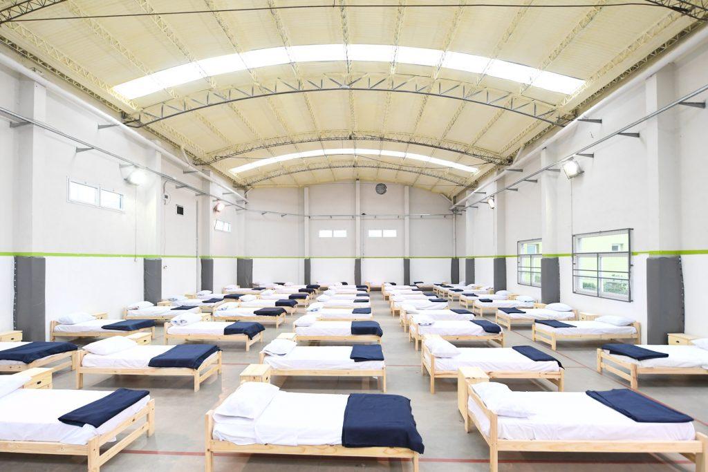 6 Juan Andreotti Centro De Aislamiento