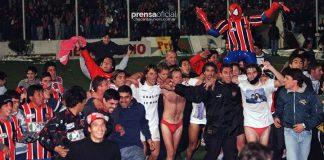 Chacarita, Ascenso 1999