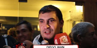 Diego Jahn Vicepresidente De Chacarita