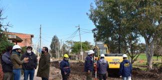 El Municipio Avanza Con Obras De Pavimentación En La Ciudad.