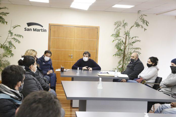 El Intendente Fernando Moreira Entregó Microcréditos A Cooperativas Locales.