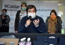 Fernando Moreira Se Reunió Con Representantes De Los 180 Comedores De La Red Local.