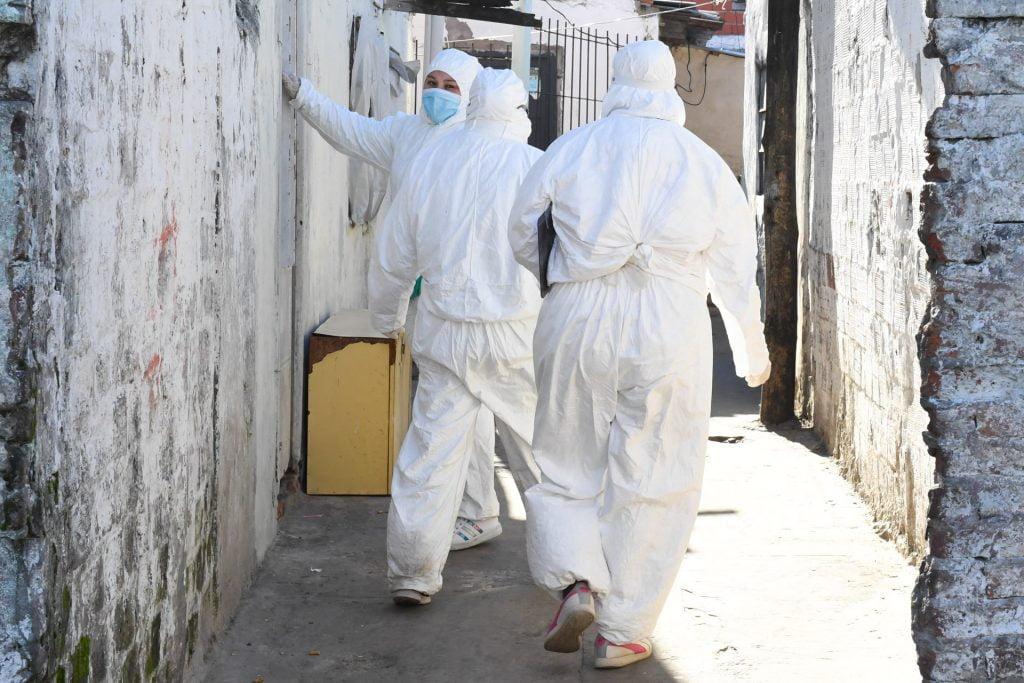 Operativos Sanitarios Municipio De San Fernando