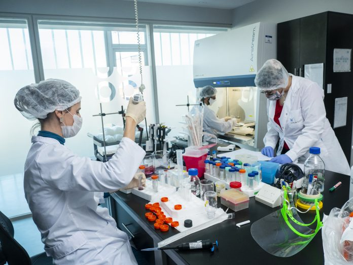 San Martín Instala Un Laboratorio De Biología Molecular En El Hospital Thompson Para Los Testeos Rápidos De Covid 19.