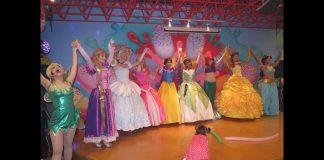 Show Online De Princesas. Vicente López