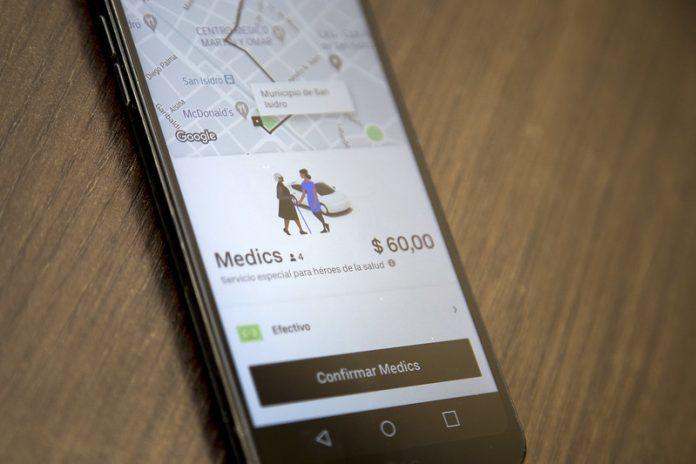 Viajes En Uber Para El Persona De Salud 2