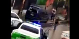 Ataque Policias Tres Febrero