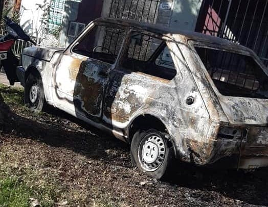 Autos Incendiados Tigre 0 1