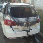 Autos Incendiados Tigre