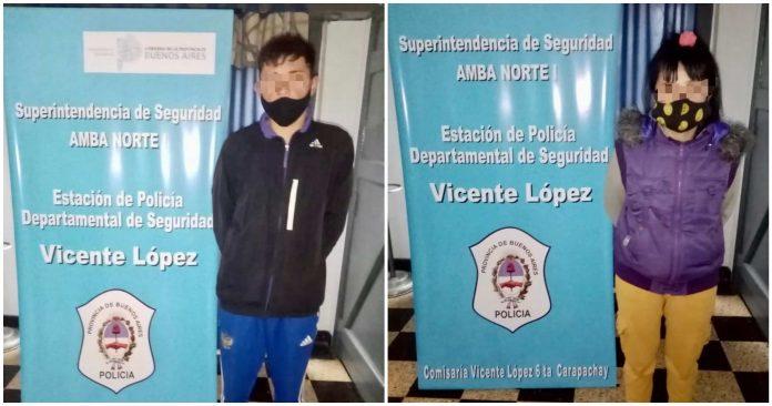 Banda Robos Carapachay Vicente Lopez