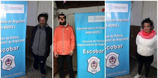 Banda Robos Garin Escobar