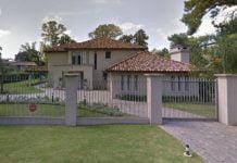 Casa Gerente Asesinado Maschwitz