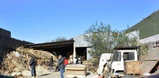 Clausura Fabrica Maderas Las Tunas Tigre 3