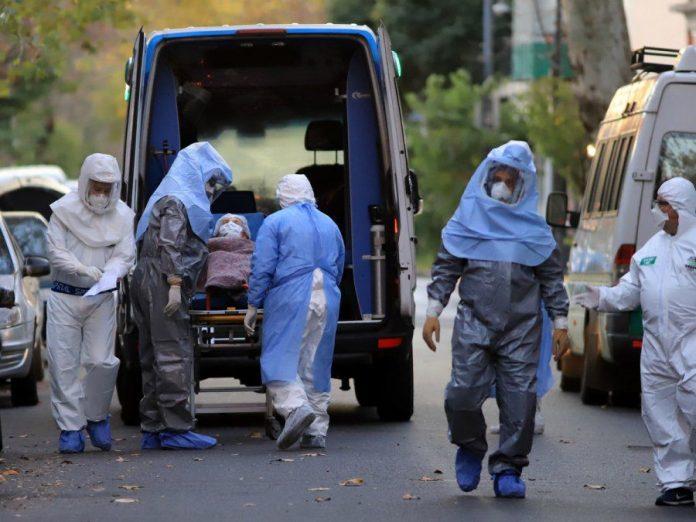 Argentina ya tiene más de 100 mil infectados con COVID