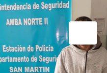 Detenido Robo Asesinato Jose Leon Suarez