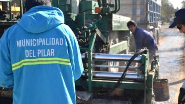 trabajadores municipales pilar