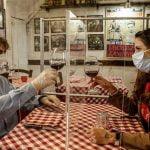 Gastronomía Barbijos Nueva Normalidad