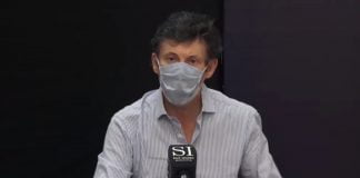 Gustavo Posse Conferencia Coronavirus