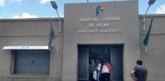 Hospital Sanguinetti Pilar 452