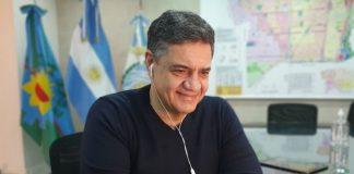 Jorge Macri 118