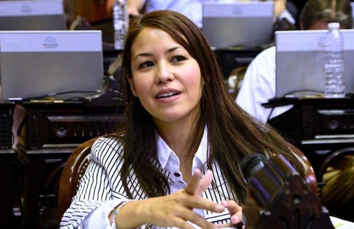 Laura Russo Diputada Escobar