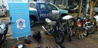 Motos Deposito Robo Villa Maipu