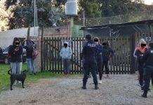 Operativo Futbol Villa Rosa Detenidos Cuarentena