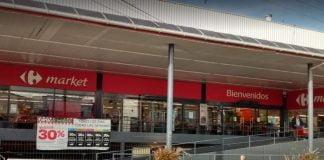 Supermercado Carrefour Sucursal Martinez