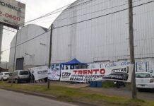 Trento Vidrios Protesta Sueldos Panamericana