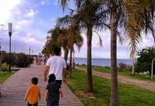 Vial Costero Paseo Costa Vicente Lopez