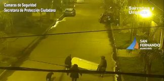 1 Robo Heladera San Fernando