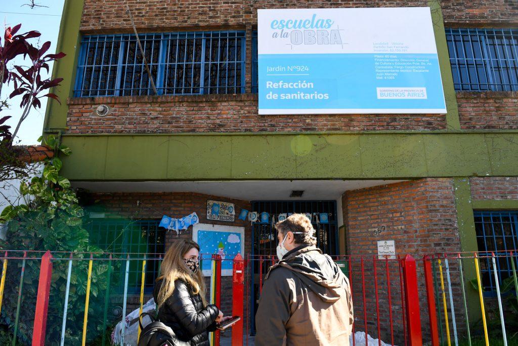 Refacciones Escuelas De San Fernando