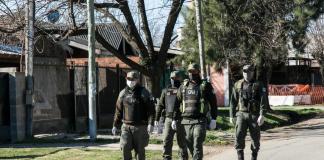 gendarmes pilar
