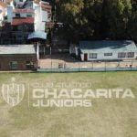 Obras Polideportivo Chacarita