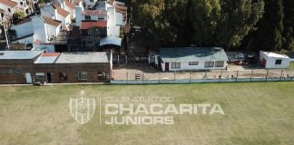 Obras Polideportivo Chacarita