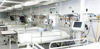 Camas De Terapia Intensiva, Coronavirus