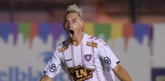 Lucas Cano, Chacarita