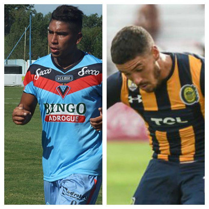 Luciano Nieto Y José Aguirre Chacarita
