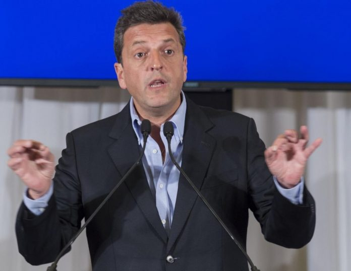 Sergio Massa, Inseguridad